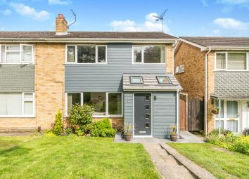 Thumbnail 3 bedroom semi-detached house for sale in Porters Brook Walk, Colchester