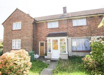 Thumbnail 3 bed terraced house for sale in Blackman Avenue, St. Leonards-On-Sea, East Sussex.