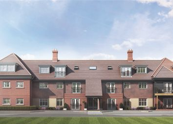 Thumbnail 2 bed penthouse for sale in Elmbridge Village Management Ltd, Essex Drive, Cranleigh, Surrey