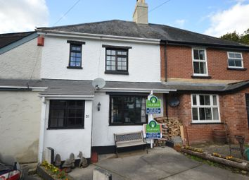 Thumbnail 3 bed terraced house for sale in Higher Sandygate, Newton Abbot, Devon