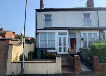 3 bed end terrace house for sale in Countess Street, Walsall WS1