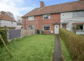 Thumbnail 2 bed terraced house for sale in Arden Close, Beeston, Nottingham
