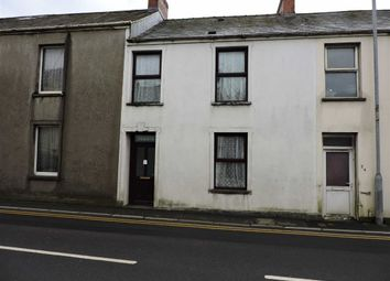 Thumbnail 4 bed terraced house for sale in Richmond Terrace, Carmarthen