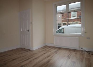 Thumbnail 2 bed terraced house for sale in Stephen Street, Hartlepool