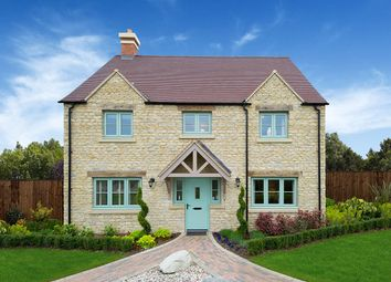 "Thumbnail 4 bed detached house for sale in ""Bay"" at Burcote Road, Towcester"
