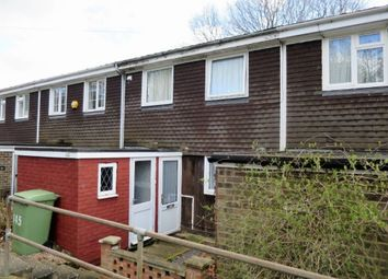 Thumbnail 3 bed terraced house for sale in Netherwood Green, Norwich