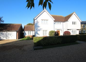 Thumbnail 5 bed detached house for sale in Chantry Drive, Wormingford, Colchester, Colchester, Essex