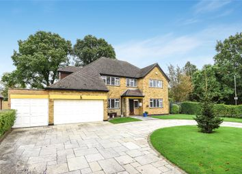 Thumbnail 4 bed detached house for sale in Wickham Way, Beckenham