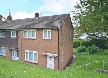 Thumbnail 2 bed end terrace house for sale in Roman Way, Caerleon, Newport