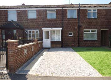 Thumbnail 3 bed terraced house for sale in Bemrose Road, Allenton, Derby