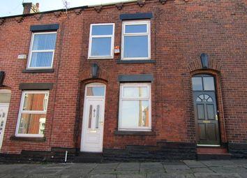 Thumbnail 2 bed terraced house to rent in Sand Street, Stalybridge