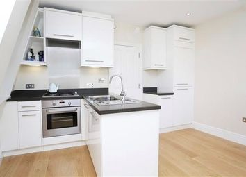 Thumbnail 1 bed flat to rent in 376 North End Road, London