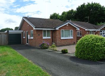 Thumbnail 2 bed bungalow for sale in Houseman Close, Aqueduct, Telford, Shropshire.