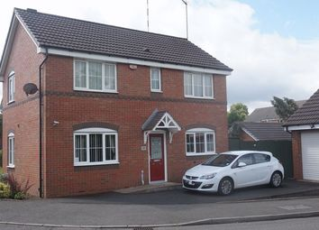 Thumbnail 3 bed detached house for sale in Pepper Wood Drive, Northfield, Birmingham