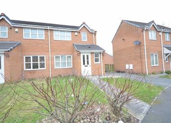 Thumbnail 3 bed semi-detached house to rent in Essington Drive, Monsall, Manchester, Greater Manchester
