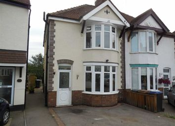Thumbnail 3 bedroom semi-detached house to rent in Strathmore Road, Hinckley