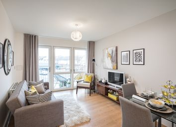 Thumbnail 3 bed flat for sale in Stafford Road, Croydon
