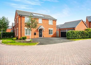 Thumbnail 4 bed detached house for sale in Mortimer Place, Leyland