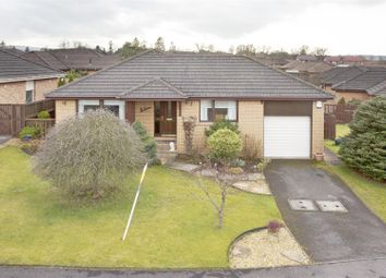 Thumbnail 3 bed detached bungalow for sale in Castleton Park, Auchterarder
