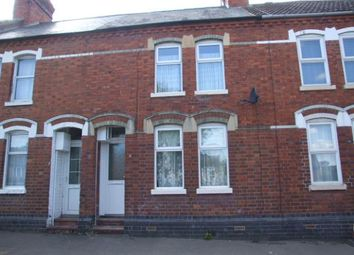 Thumbnail 2 bed terraced house to rent in Fletcher Road, Rushden