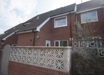 Thumbnail 2 bedroom flat to rent in Raibank Gardens, Woodthorpe, Nottingham
