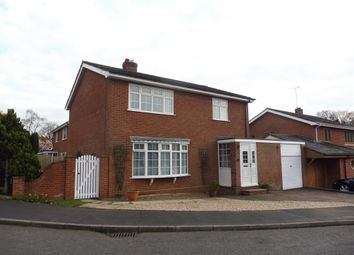 Thumbnail 3 bed detached house for sale in Sheddick Court, Dereham