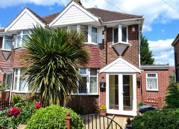 Thumbnail 3 bed semi-detached house for sale in Edenhurst Road, Longbridge, Birmingham