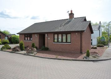 Thumbnail 2 bed bungalow for sale in Briar Lea Court, Longtown, Carlisle