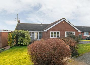 Thumbnail 3 bed detached bungalow for sale in Doverbeck Drive, Woodborough, Nottingham