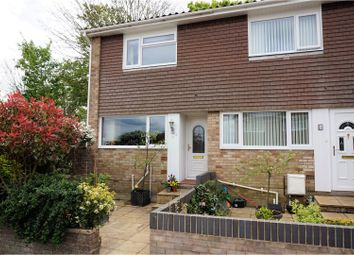 Thumbnail 2 bedroom end terrace house for sale in Shooters Hill Close, Sholing