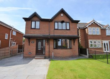 Thumbnail 4 bed detached house for sale in 5 Palatine Close, Blackpool