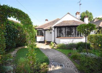 Thumbnail 2 bed bungalow for sale in Burlescoombe Close, Southend-On-Sea