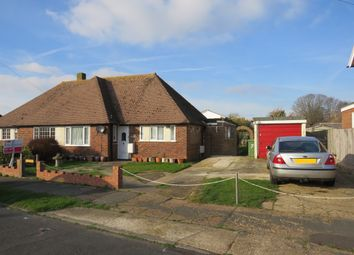 Thumbnail 4 bedroom semi-detached bungalow for sale in The Shepway, Seaford