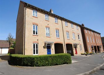 Thumbnail 4 bed town house for sale in Hawker Close, Leighton Buzzard