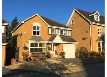 Thumbnail 4 bed detached house for sale in Haywain Close, Swindon