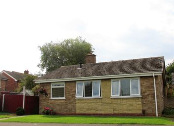 Thumbnail 3 bedroom detached bungalow for sale in The Drive, Gosport