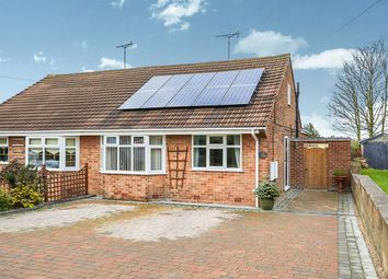 Thumbnail 3 bed bungalow for sale in Woodville Road, Hartshorne, Swadlincote