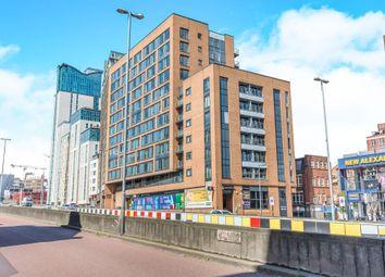 Thumbnail 1 bed flat for sale in Suffolk Street Queensway, Birmingham