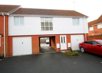 Thumbnail 2 bed property for sale in Newman Drive, Kesgrave, Ipswich