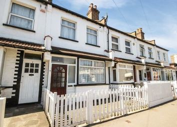 Thumbnail 3 bed terraced house for sale in Crowland Road, Thornton Heath, Surrey