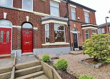 Thumbnail 4 bed terraced house for sale in Outwood Road, Radcliffe, Manchester