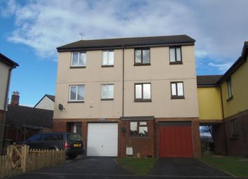 Thumbnail 4 bed town house for sale in Royal Way, Starcross, Exeter