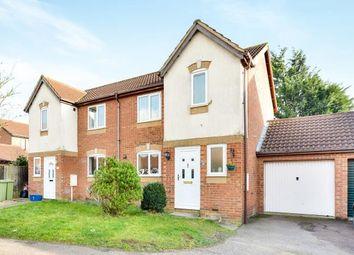 Thumbnail 3 bedroom semi-detached house for sale in Moeran Close, Brownswood, Milton Keynes, Bucks