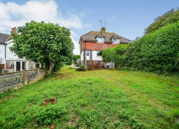 Bevendean Avenue, Saltdean, Brighton, East Sussex BN2. 2 bed semi-detached house