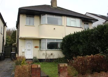 Thumbnail 2 bed semi-detached house for sale in Grants Close, Mill Hill East