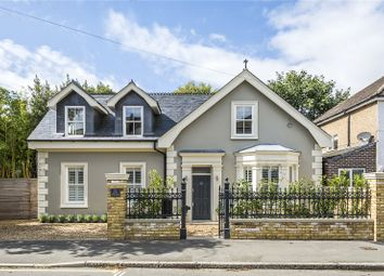 Thumbnail 4 bedroom detached house for sale in Grove Crescent, Kingston Upon Thames