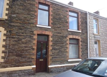 Thumbnail 3 bedroom terraced house to rent in Oakwood Street, Port Talbot, Neath Port Talbot.