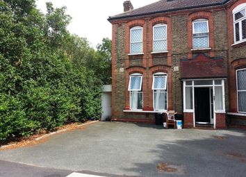 Thumbnail 1 bed flat to rent in Aldborough Road South, Seven Kings