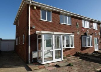 Thumbnail 3 bed semi-detached house for sale in Elm Tree Avenue, Walton On The Naze