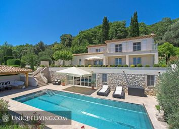 Thumbnail 4 bed villa for sale in Speracedes, Grasse, French Riviera